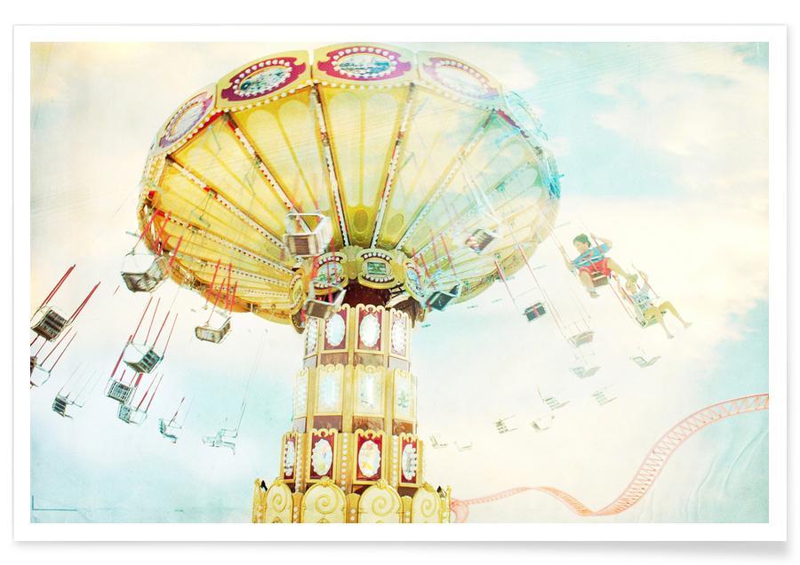 Monuments et vues, Ride The Sky affiche