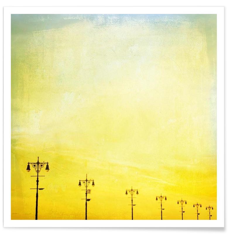 Ciels & nuages, Boardwalk Lights affiche