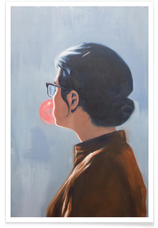 Porträts, Should I Stay or Should I Go -Poster
