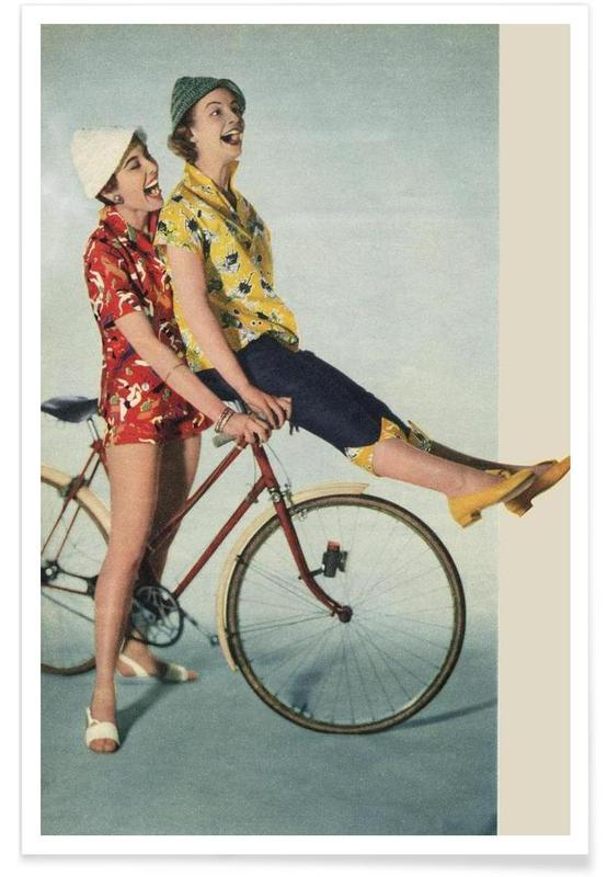 Cycling Is So Much Fun -Poster