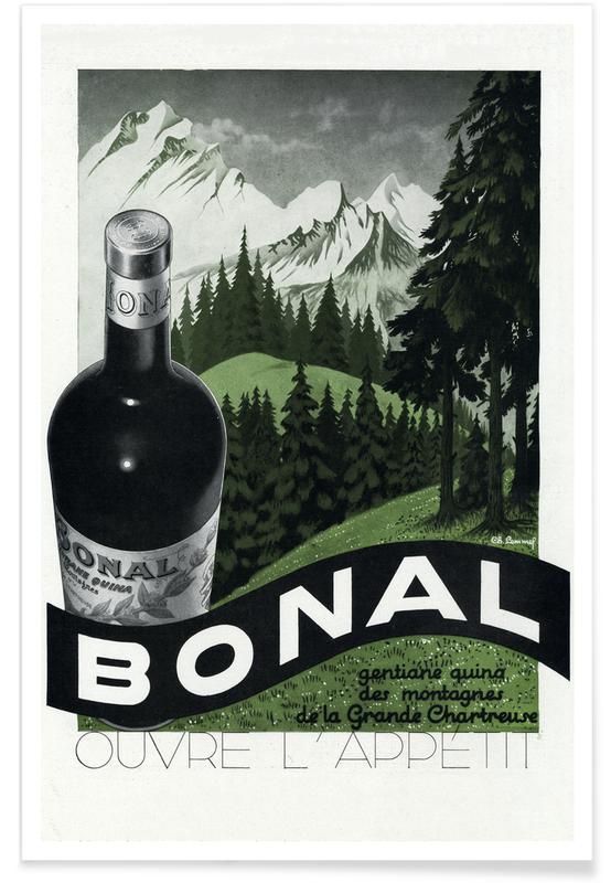 Vintage, Vins, The Height of Sophistication affiche