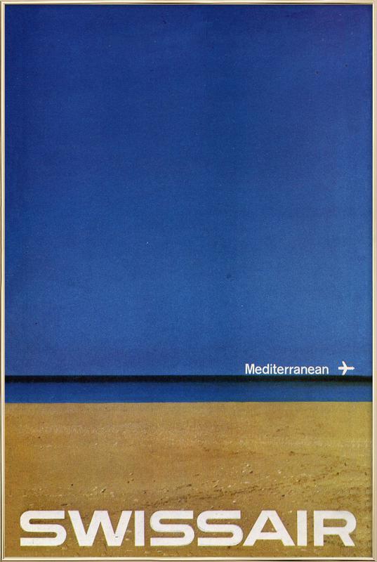 Space to Breathe -Poster im Alurahmen
