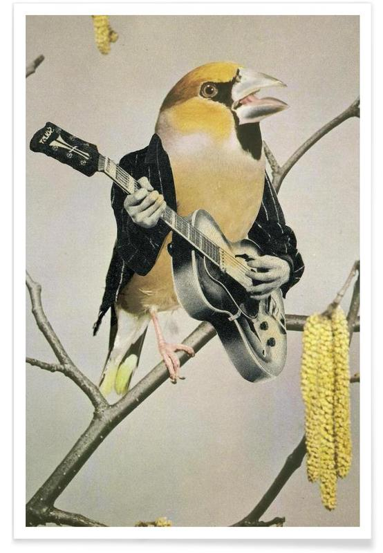 rock chick affiche