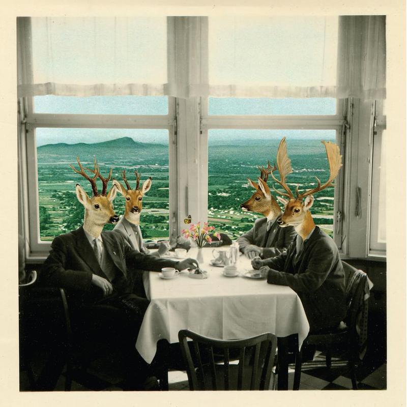 the gang -Acrylglasbild