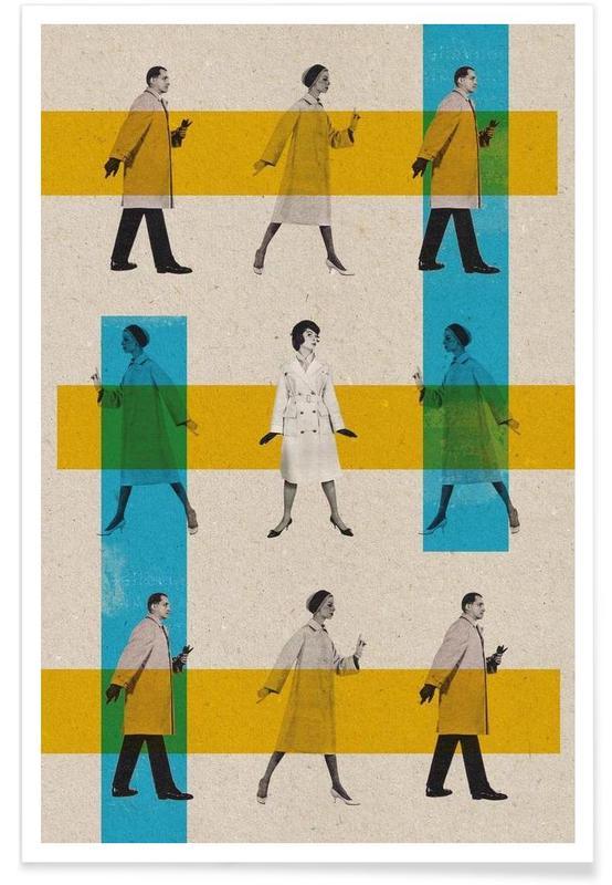 walk the walk -Poster