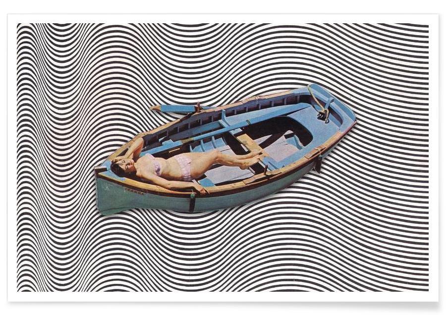 Adrift -Poster