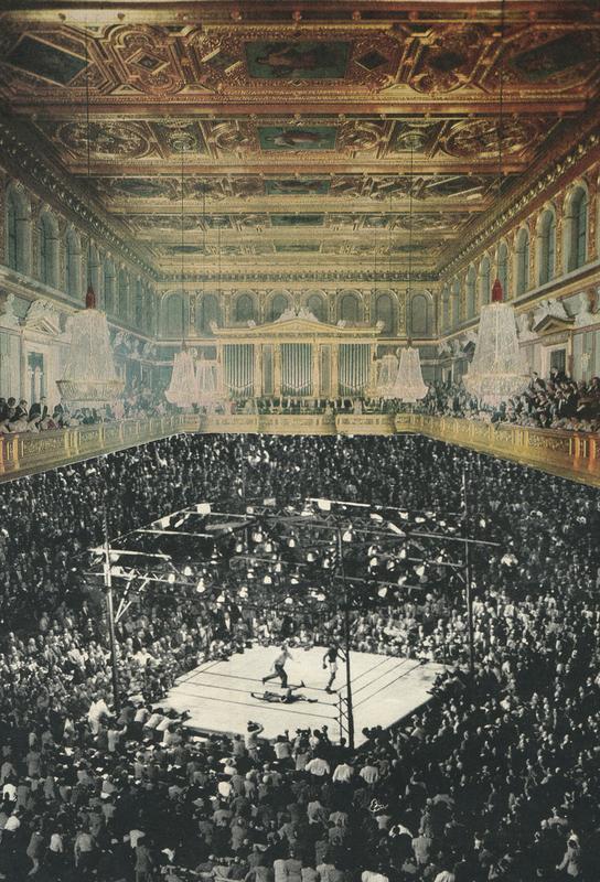 boxing in vienna -Alubild