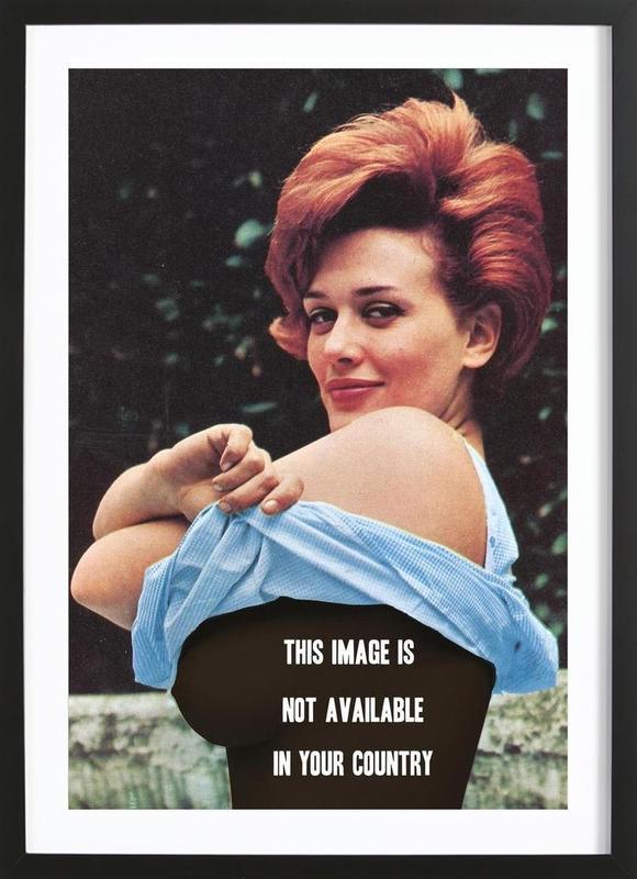 Free the Nipple Framed Print