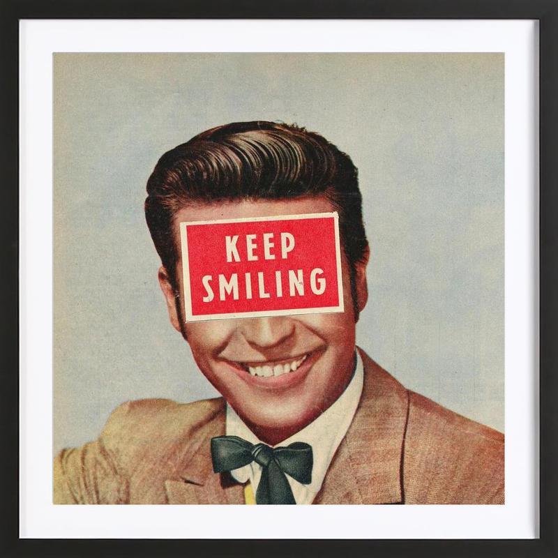 Solid Advice Framed Print