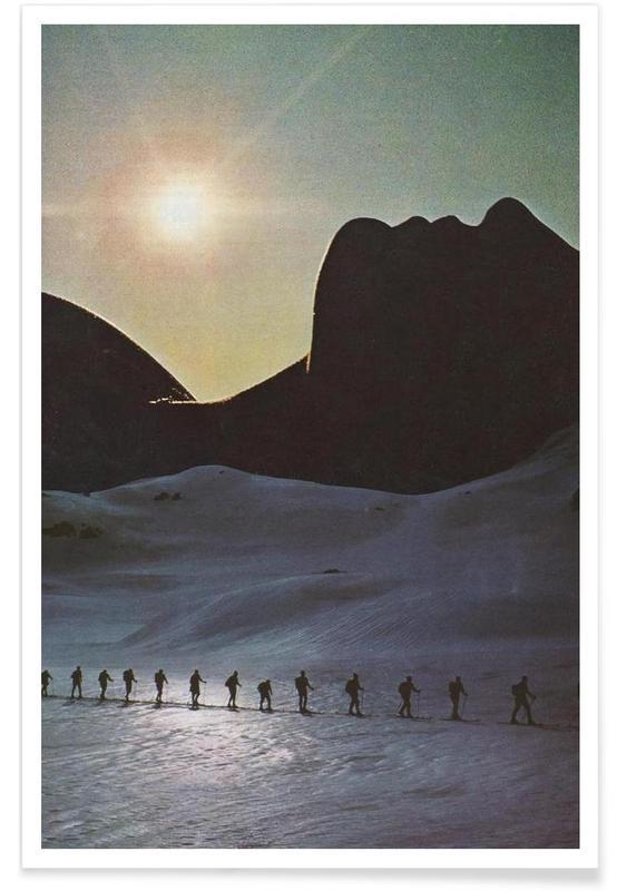 Long trek home -Poster