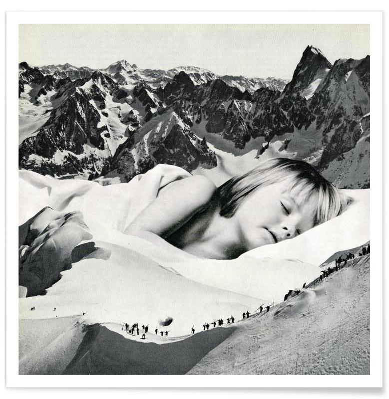 Noir & blanc, Silent rescue affiche