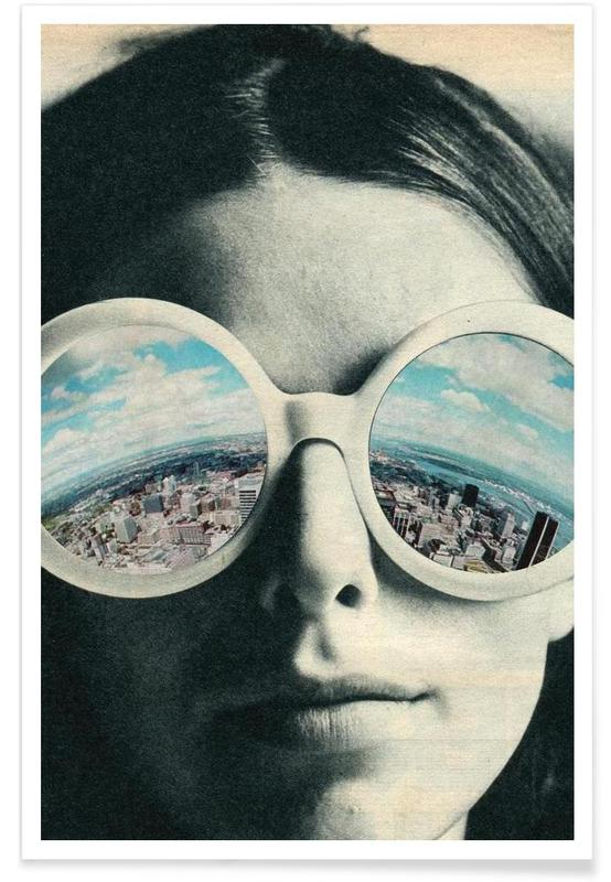 Retro, Specs poster