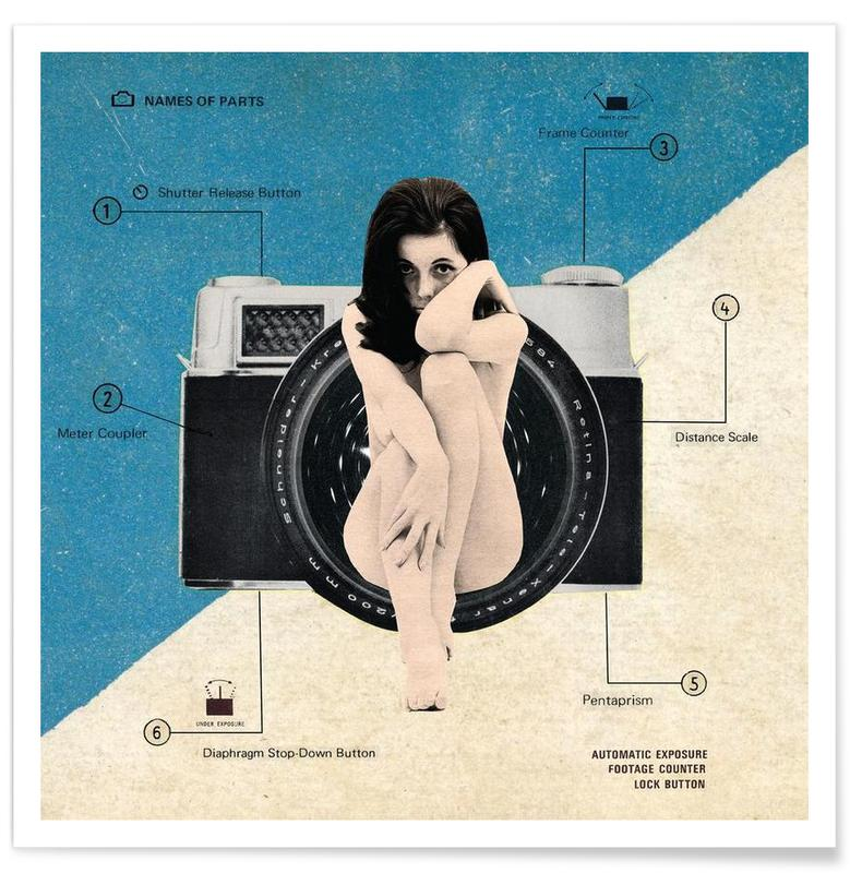 Retro, Users Manual poster