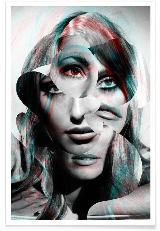 , Sharon Mix 8 affiche