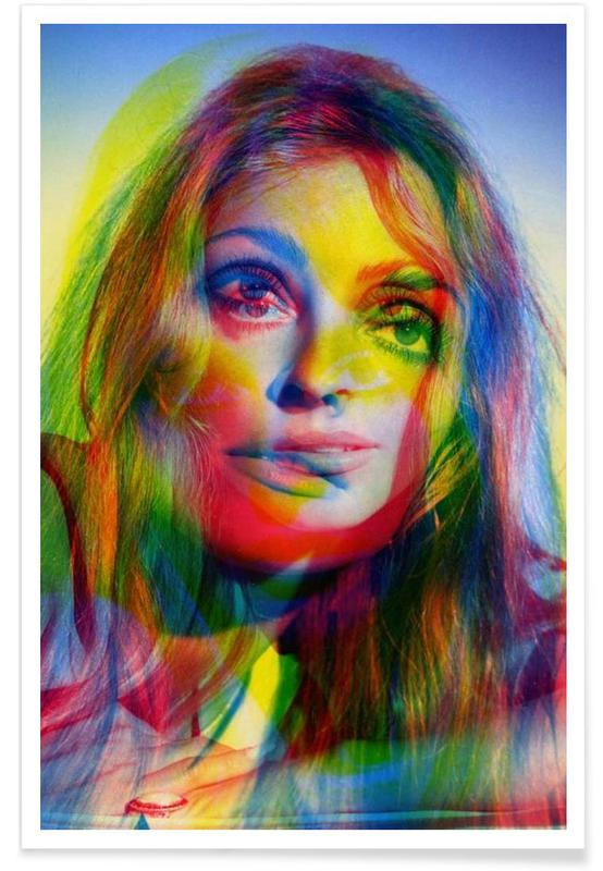 Pop Art, Sharon Mix 10 affiche