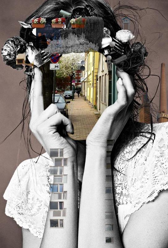 Crazy Woman – Lara Lisa Bella acrylglas print