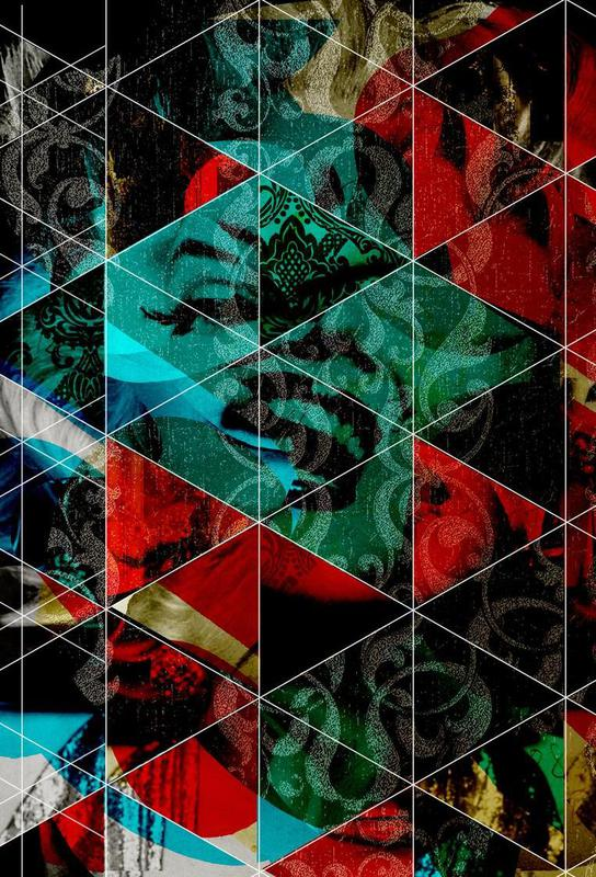 Marilyn Mix 7 Acrylic Print