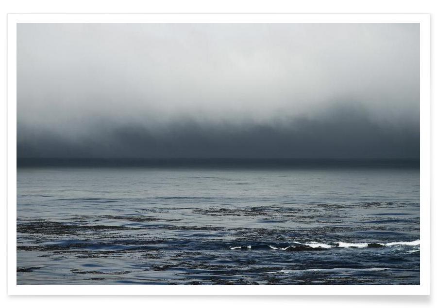 Océans, mers & lacs, PC2 affiche