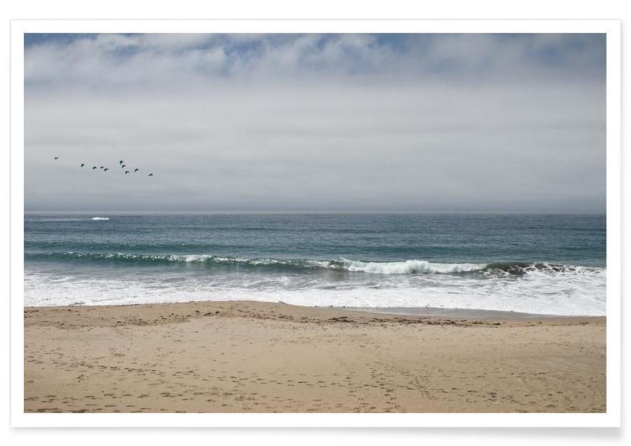Stranden, PC5 poster