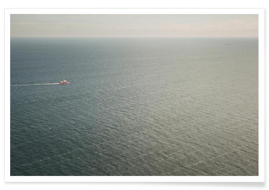 Ocean, Lake & Seascape, The Baltic Sea Poster