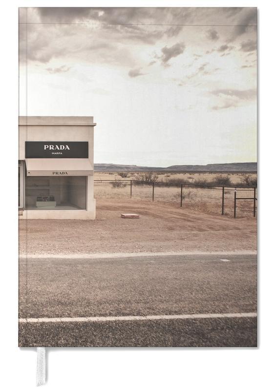 Wüsten, Prada Marfa -Terminplaner