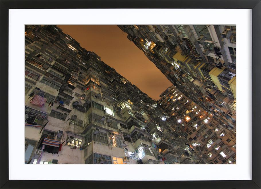 Yick Cheong 2 Framed Print