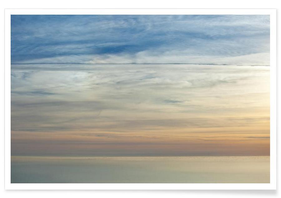 Océans, mers & lacs, Ciels & nuages, PC7 affiche