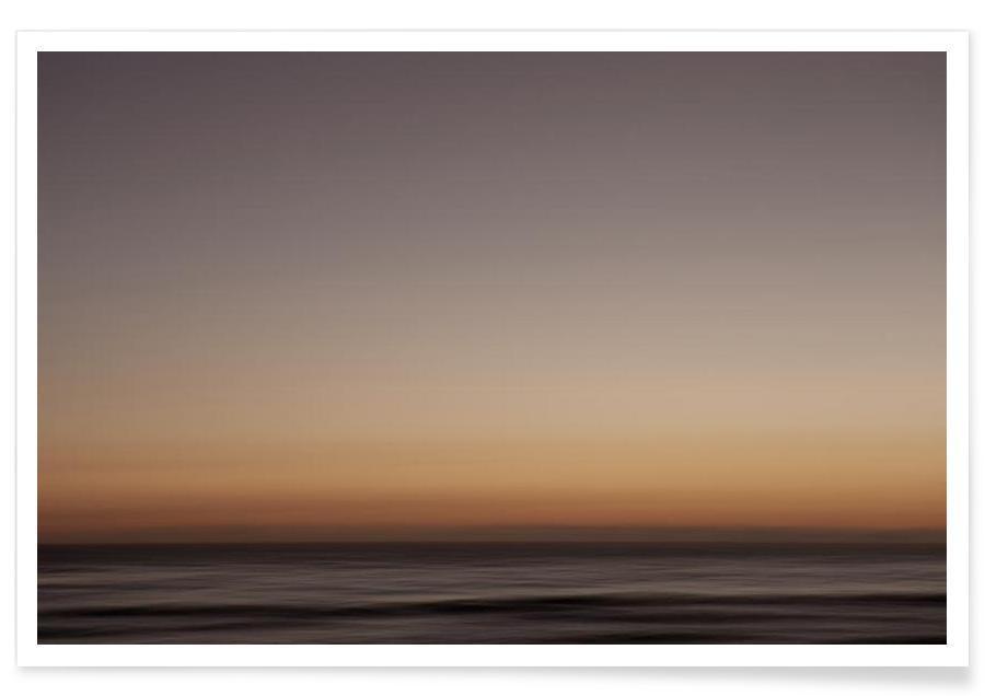 Océans, mers & lacs, Ciels & nuages, PC9 affiche