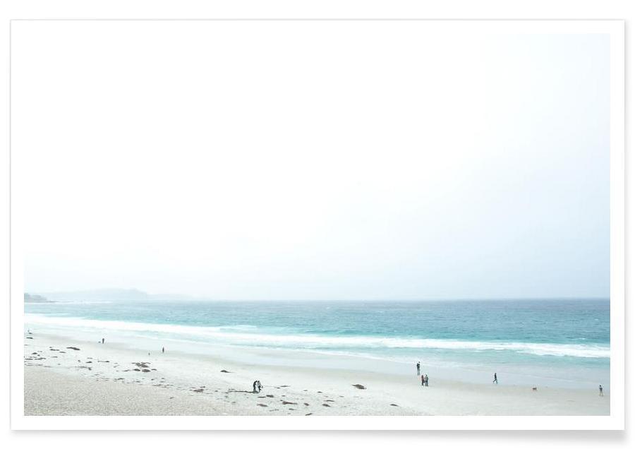 Stranden, Carmel Morning poster