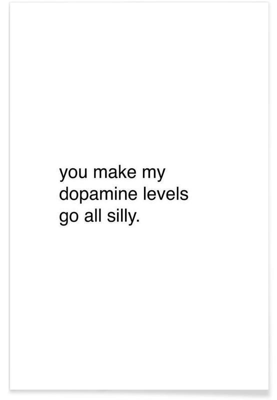 Dopamine affiche