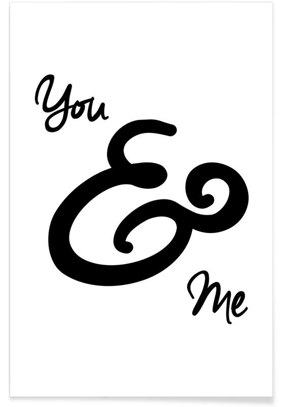 You & Me affiche