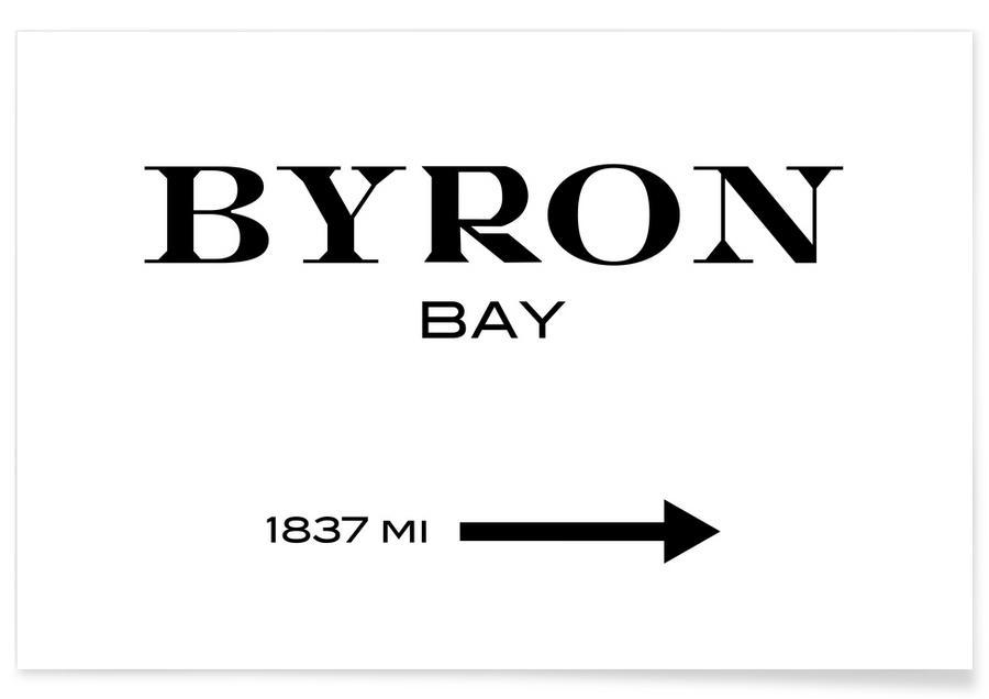 Byron Bay -Poster