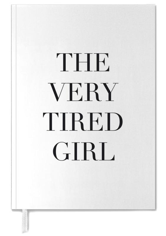 Tired Girl -Terminplaner