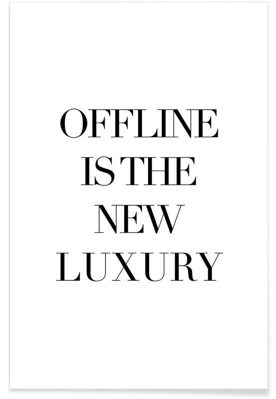 Luxury -Poster