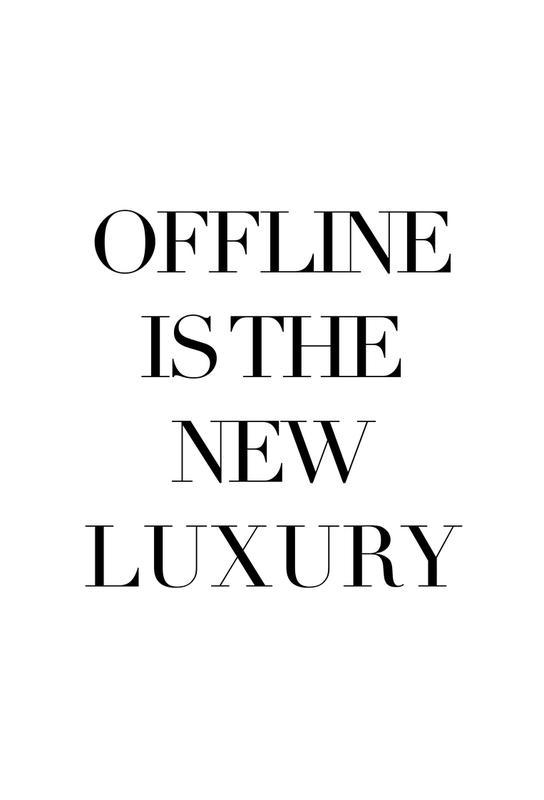 Luxury -Alubild