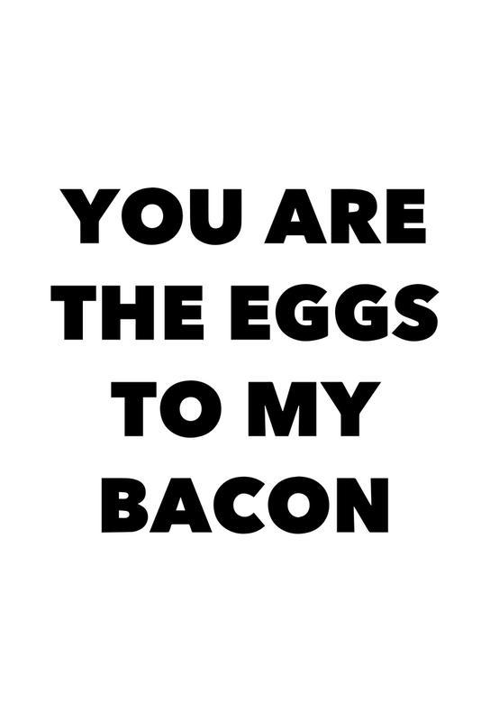 Bacon Acrylic Print