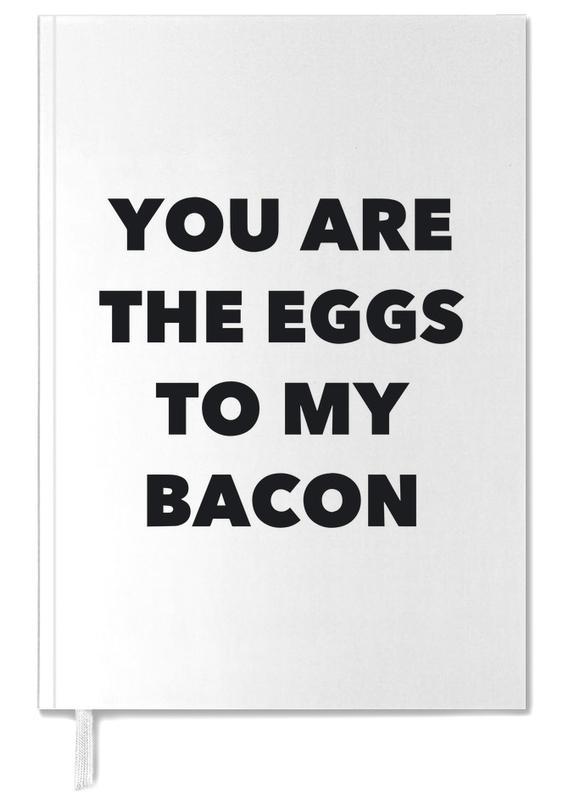 Liefdescitaten, Quotes en slogans, Zwart en wit, Bacon agenda