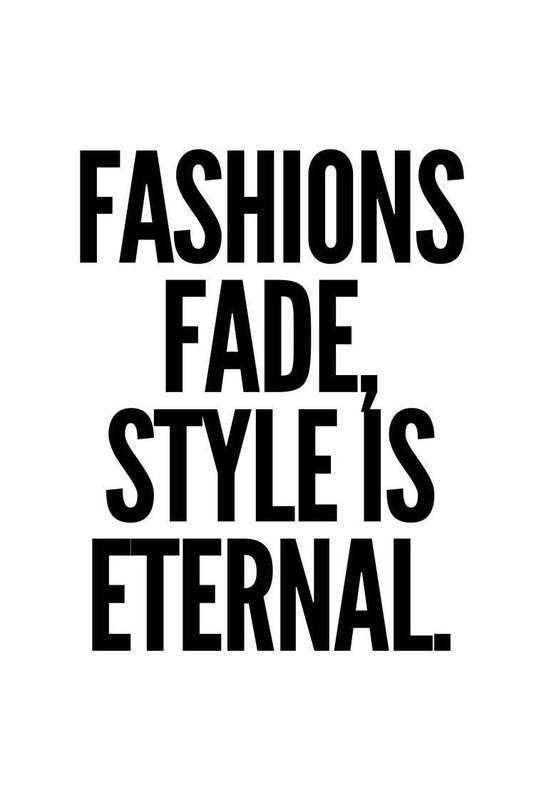 fashion Impression sur alu-Dibond