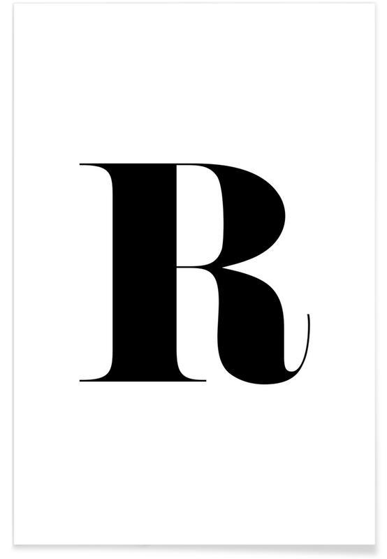R affiche