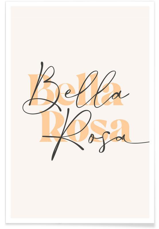 , Bella Rosa affiche