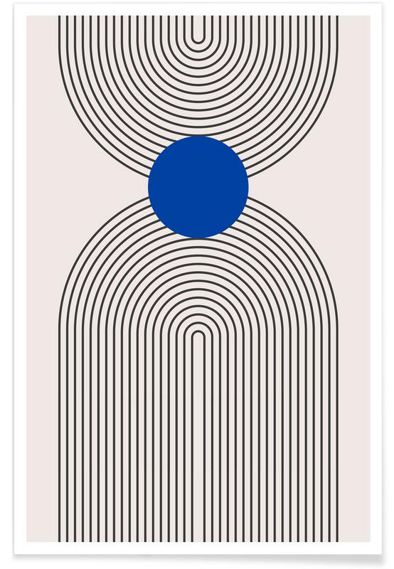 , Blue Point Poster