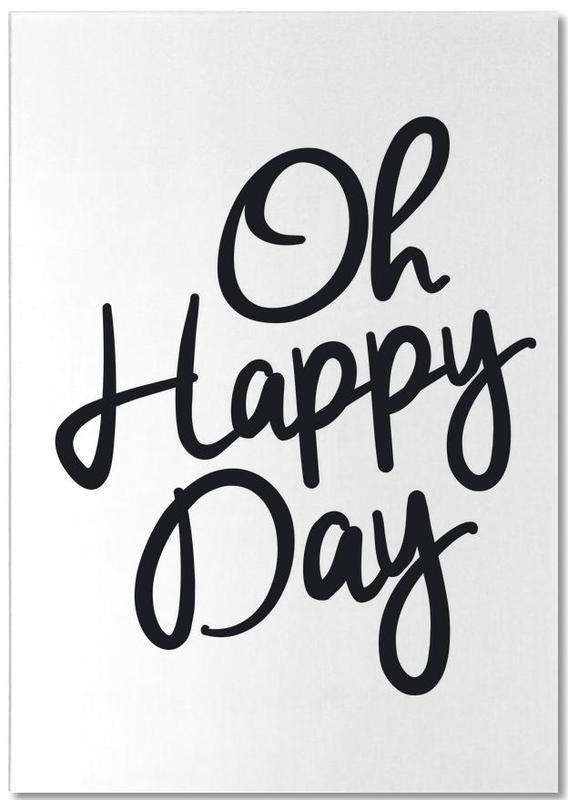 Happy Day Notepad
