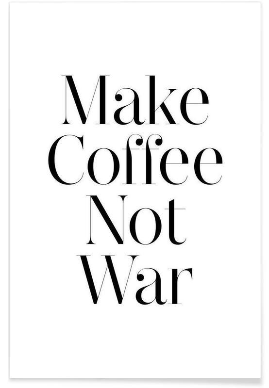 coffee affiche