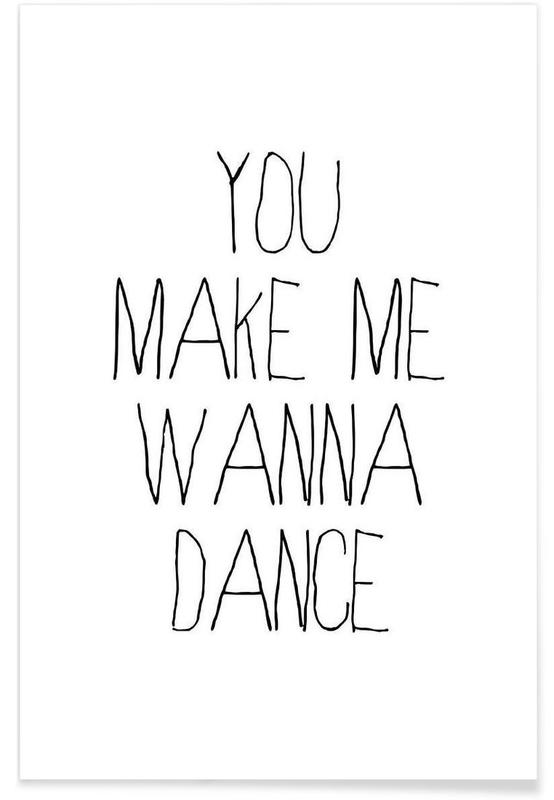 dance affiche