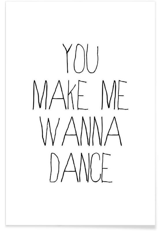dance -Poster