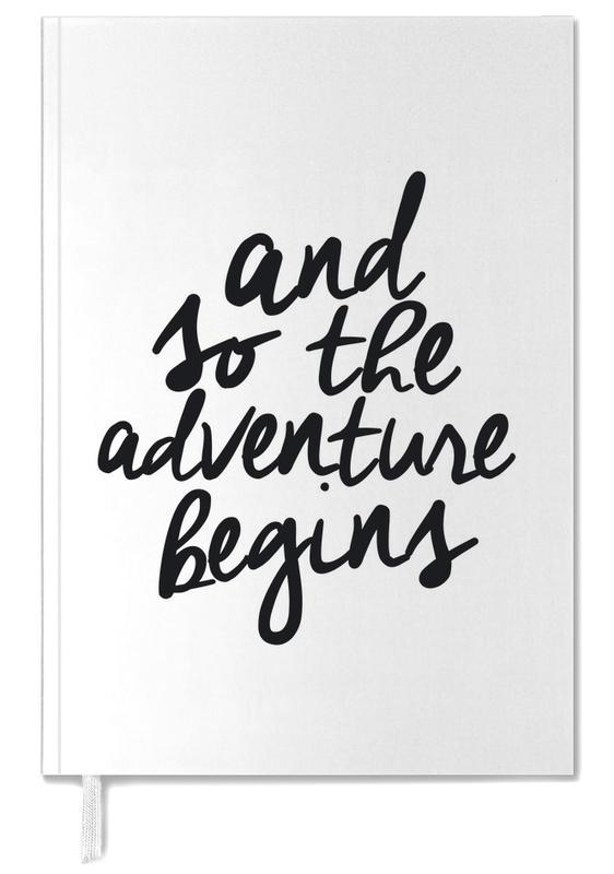 Adventure Begins agenda
