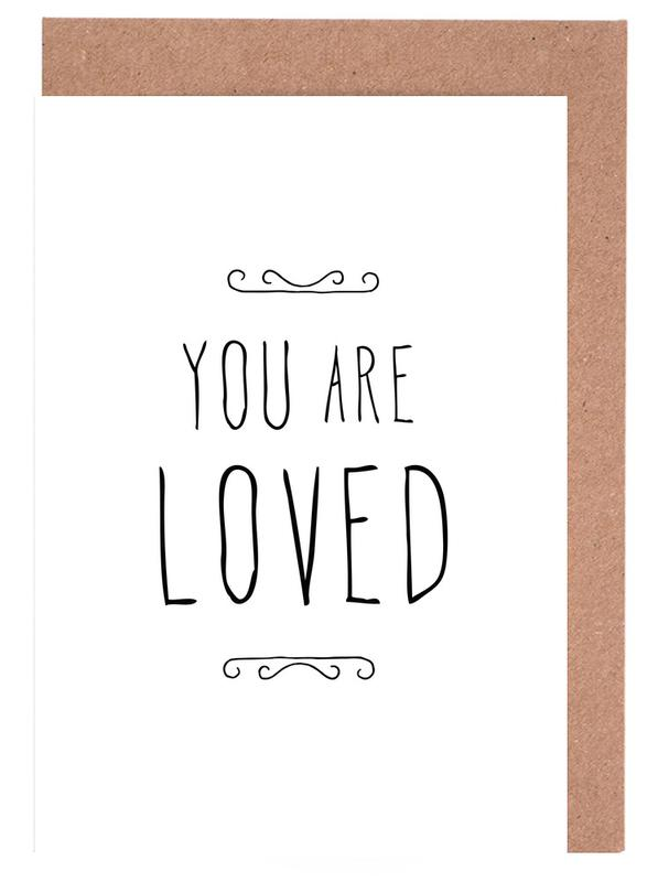 You Are Loved Greeting Card Set