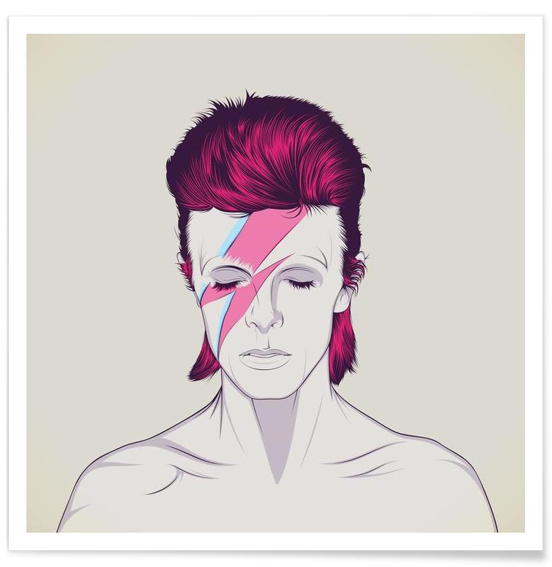 David Bowie -Poster