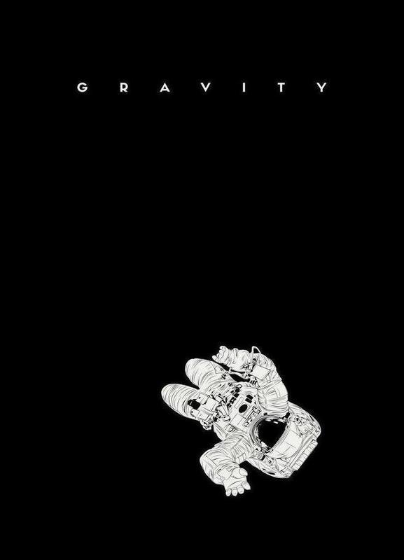 Gravity -Leinwandbild