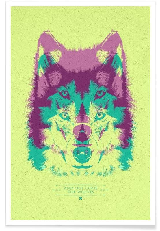 Wolf affiche